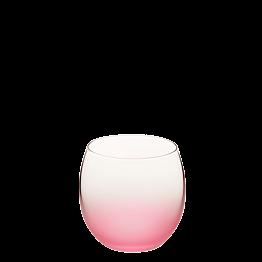 Bubble matt rot Ø 6.5 cm H 6.5 cm 15 cl