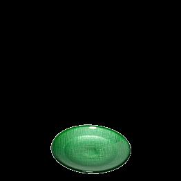 Brotteller Glas grün Ø 14cm