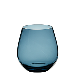 Becher Moon blau Ø 9 cm H 6,5 cm 32 cl