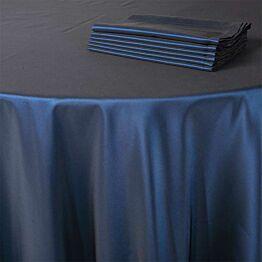 Tischlaüfer Toscana Nachtblau 50 x 270 cm