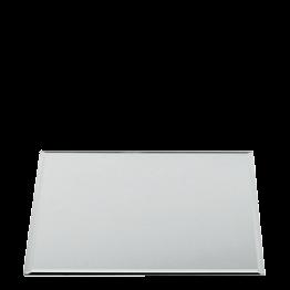 Unterteller Spiegel viereckig 40 x 40cm