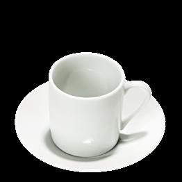 Espressotasse mit Unterteller Harmony 11 cl