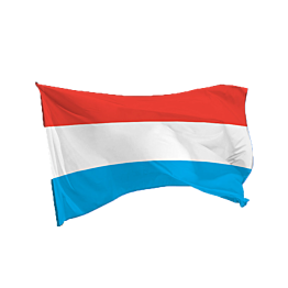 Luxemburgische Fahne 60 x 90 cm