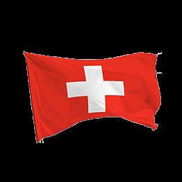 Schweizer Fahne 60 x 90 cm