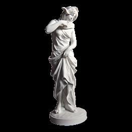 Statuette Bruma H 28 cm - Ø 9 cm