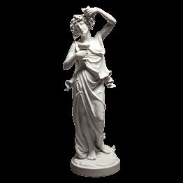 Statuette Pomona H  31 cm - Ø 9 cm.