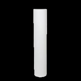 Säule beleuchtet mit Akku H 160 cm Ø 30 cm