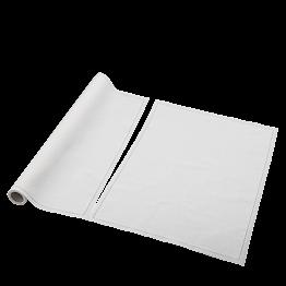 Tischset / Serviette aus Einweg Stoff beige 32 x 48cm (12er Rolle