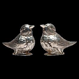 Salz- und Pfefferstreuer Birdy - L 7,5 - P 3,5 cm