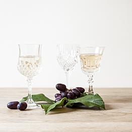 Weinglas kristall