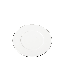 Dessertteller Plane Silberstreifen Ø 23 cm