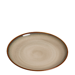 Teller Korfu beige Ø 26 cm