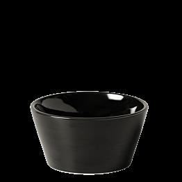 Schale Basque schwarz Ø 10,5 cm H 5,5 cm 24 cl