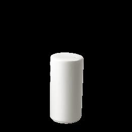 Porzellan-Pfefferstreuer weiss (ohne Pfeffer geliefert)