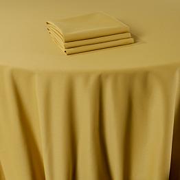 Serviette Marjorie amarillo 50 x 50 cm