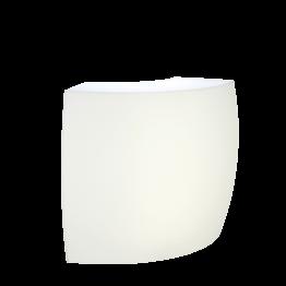 Bar Igloo beleuchtet, Eckmodul 90 x 89,5 cm H 108 cm