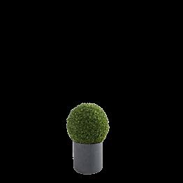 Künstliche Buchsbaumkugel Ø 60 cm mit Topf