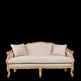 Sofa 2 Plätze Romance 162 x 78 cm H 80 cm