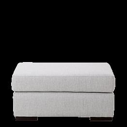 Sitzkissen Loft grau 80 x 40 cm H 40 cm