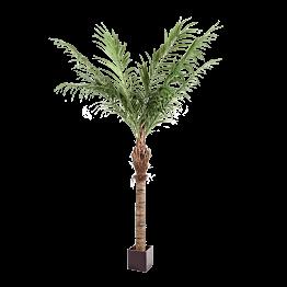 Künstliche Palme H 250 cm mit Topf