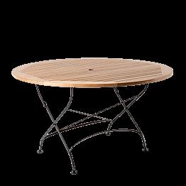 Tisch rund Wood Ø 135 cm H 75,5 cm