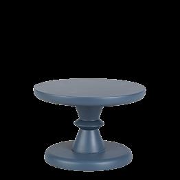 Kleiner Präsentierständer Schiefer Pop's Ø 15 cm H 10,5 cm