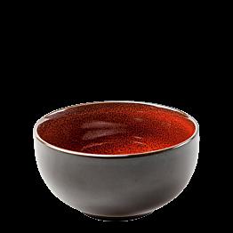 Bowl Korfu rot Ø 12,5 cm 45 cl