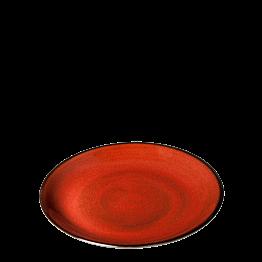 Brotteller Korfu rot Ø 16,5 cm