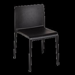 Stuhl Sila schwarz