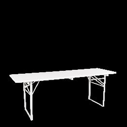 Holztisch 220 x 80 cm