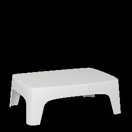 Tisch tief Lalisse weiss 73 x 106 cm H 35 cm