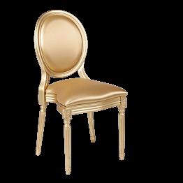 Stuhl Montaigne Gold