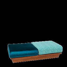 Sitzbank Lounge Ibiza 70 x 140 cm H 36 cm