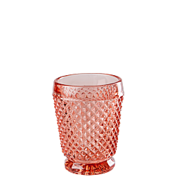 Becher Turmalin rosa 20 cl