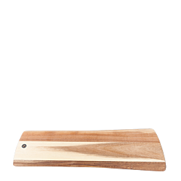 Präsentierplatte Holz 60 x 20 cm