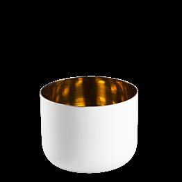 Windlicht Day Gold Ø 7,5 cm H 6 cm