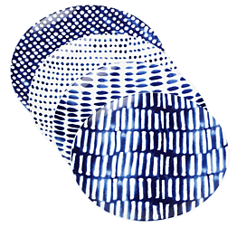 Dessertteller Andalouse Ø 21 cm