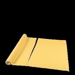 Tischset/serviette aus Einwegstoff Senf gelb (12)