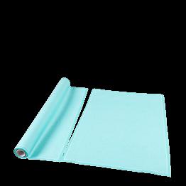 Tischset/serviette aus einwegstoff wassergrün (12)
