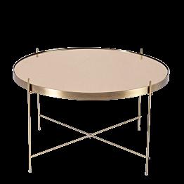 Tisch tief Filor Ø 62,5 cm H 40 cm