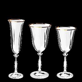 Gläser Marquis Gold