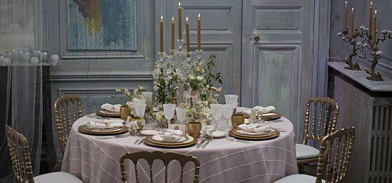 Blumige Hochzeit
