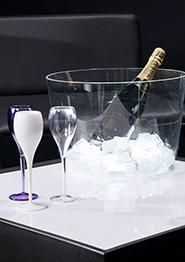 champagner und weinkuhler